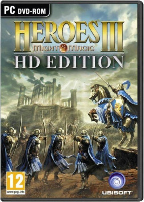 Heroes of Might & Magic III HD Edition PC foto