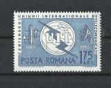 TSV* - 1965 LP 607 CENTENARUL U.I.T. MNH/** LUX