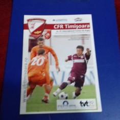 program          CFR  Timisoara   -  Intern. C De Arges