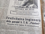Ziarul AXA, ziar de lupta politica ,doctrina legionara, 1940