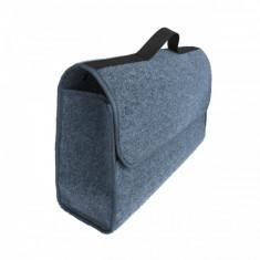 Organizator portbagaj RoGroup, material textil
