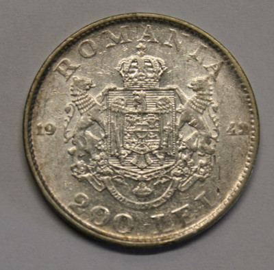 200 LEI 1942 . CU LACRIMA . foto