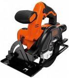 Cumpara ieftin Fierastrau circular manual Black & Decker BDCCS18N-XJ, 18 V, 3700 rpm, 140 mm