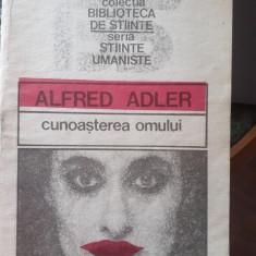 Cunoasterea omului – Alfred Adler