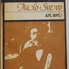 SCRISORI DE ITALO SVEVO BUCURESTI 1986