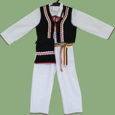 Costum popular National baietei 4 ani