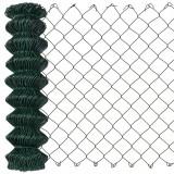 Cumpara ieftin Gard plasa de sarma plasa de sarma plumbata cu invelis PVC (1500 x 100 cm)