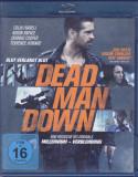 Film Blu Ray: Dead Man Down ( Colin Farell, original, sub. lb. engleza )