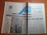 """ziarul azi 13 mai 1990-art""""misterele lui i. iliescu""""si""""proclamatia de la podul"""""""