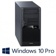 PC refurbished Fujitsu ESPRIMO P5731, Core Q8300, Win 10 Pro, Fujitsu Siemens