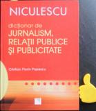 Dictionar de jurnalism relatii publice si publicitate Cristian Florin Popescu