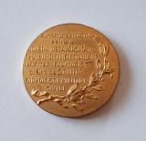 Medalie Farmacie - Medicina - 1933 - Celui dintai general farmacist - Grintescu