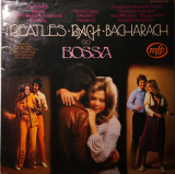 [Vinil] Alan Moorhouse - Beatles Bach & Bacharach Go Bossa - disc original