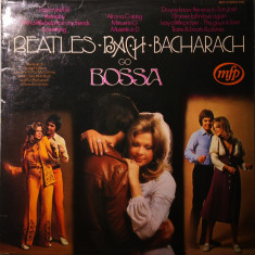 [Vinil] Alan Moorhouse - Beatles Bach & Bacharach Go Bossa - disc original