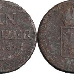 1816 - G - 1 kreuzer - Francis II - Imperiul Austriac