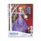 Papusa Elsa Deluxe Fashion Disney Frozen 2