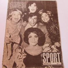 Revista SPORT-nr.1/01.1972