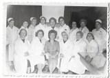 C464 Personal sanitar spital Romania anii 1950 1960
