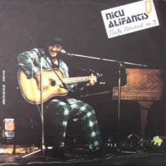 Nicu Alifantis - Piata Romana (LP - Romania - VG)