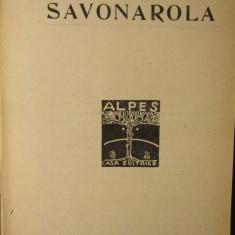 SAVONAROLA-PIERO MISCIATTELLI