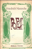 Poezii - Friedrich Nietzsche ( bilingva - germana, romana )