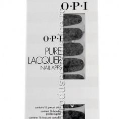 Pachet 16 Abtibilduri Pentru Unghii OPI Pure Lacquer Floral