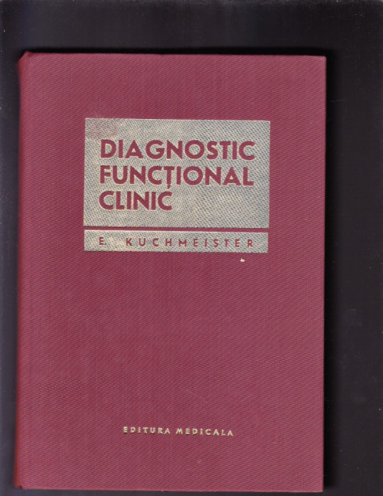 DIAGNOSTIC FUNCTIONAL CLINIC