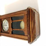 Ceas de perete cu pendula Philip Haas