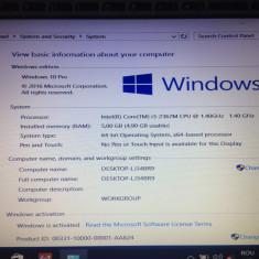 PLACA DE BAZA SAMSUNG NP530 NP530U3B i3 2367M 4GB SSD SANDISK 16GB BA92-09918B