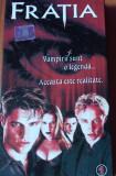 FRATIA - FILM CASETA VIDEO VHS