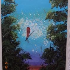 Tablou,pictura acrilice
