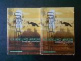 N. N. MIKLUHO MAKLAI - JURNAL DE CALATORIE 1870-1872  (1959)  2 volume