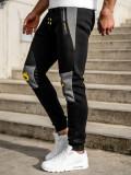 Pantaloni de trening negri Bolf K10013
