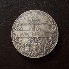 Medalie per. regalista Expo. Moldovei intregite - statuia lui Stefan cel Mare