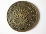 Medalie Armata USA:Batalionul 71 mentenanta reparatii mobile, America de Nord