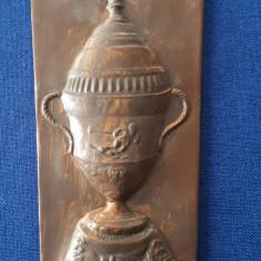 Placheta Cupa Semenic - 1987 - Ski