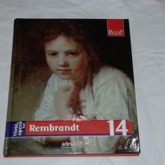 COLECTIA PICTORI DE GENIU ~ Rembrandt, Nr.14 ~           Ed.ADEVARUL 2009