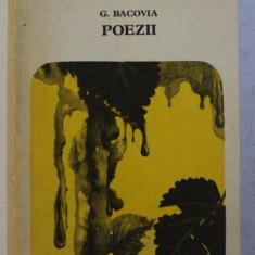 POEZII de GEORGE BACOVIA , 1971