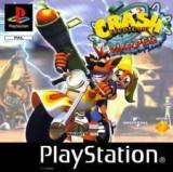 Joc PS1 Crash Bandicoot Warped