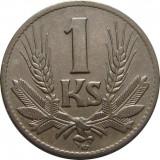 Slovacia, 1 coroana/koruna 1940 * cod 147