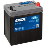 Baterie auto Excell 35Ah, 240A, Exide