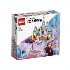 LEGO Disney Princess - Aventuri din cartea de povesti cu Anna si Elsa 43175