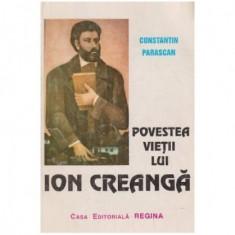 Povestea vietii lui Ion Creanga
