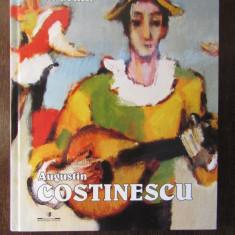 AUGUSTIN COSTINESCU -ALEXANDRU CEBUC ( DEDICATIE , AUTOGRAF)