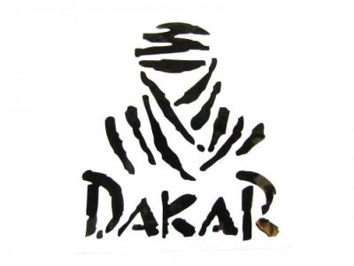 "Abtibild DZ-58N ""DAKAR"" NEGRU foto"