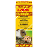 Sera Vitamin Plus N 15ml 9860, Vitamine animale mici