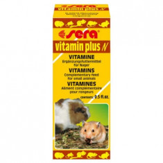 Sera Vitamin Plus N 15ml, 9860, Vitamine animale mici