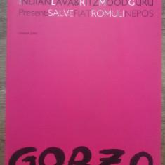 Salve Fiat Romuli Nepos//album expozitie Gorzo