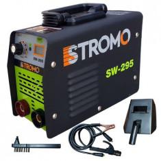 Aparat de sudura invertor STROMO SW 295,afisaj electronic