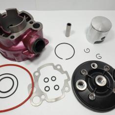 Kit Cilindru - Set Motor + Chiuloasa Scuter Peugeot XPS 90cc - 49mm - 1 Segment
